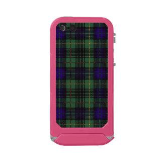 Lumbard clan Plaid Scottish kilt tartan Waterproof Case For iPhone SE/5/5s
