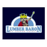 Lumber Baron of Jasper County Postcards