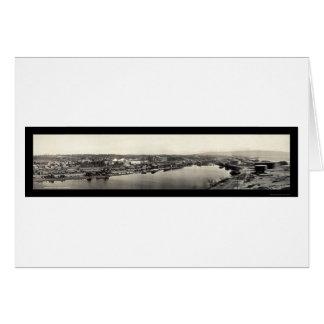 Lumber Redondo Beach Photo 1909 Card