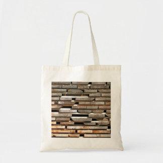 Lumber Tote Bag