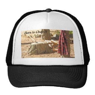 Lumberjack Life Trucker Hat