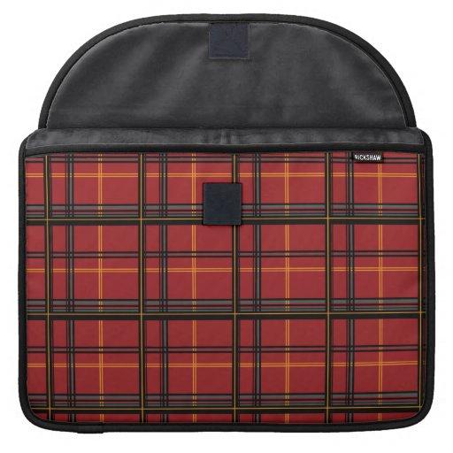 Lumberjack Plaid MacBook Pro Sleeve