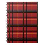 Lumberjack Plaid Notebooks