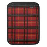 Lumberjack Plaid Sleeve For iPads