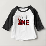 """Lumberjack Plaid Wild One 