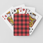 Lumberjack Playing Cards