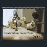 "LumberJocks Hand Tool Calendar 2017<br><div class=""desc"">A calendar of a collection of images shared through out 2016 by the LumberJocks Handplane,  hand saw,  chisel,  mallets,  shop made swap,  and other participants</div>"