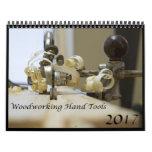 LumberJocks Hand Tool Calendar 2017