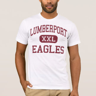 Lumberport - Eagles - Middle - Lumberport T-Shirt