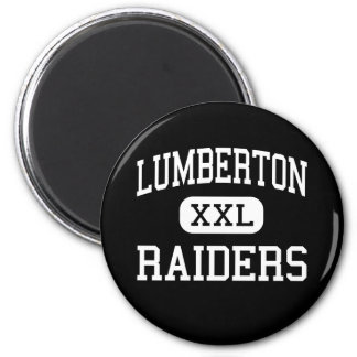 Lumberton - asaltantes entrenados para la lucha cu imán redondo 5 cm