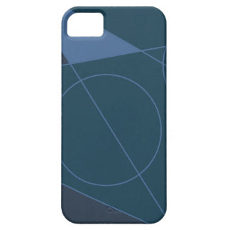 Lumen Blue iPhone SE/5/5s Case
