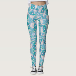Leggings with Funny Halloween Mickey Mouse as Stitch design