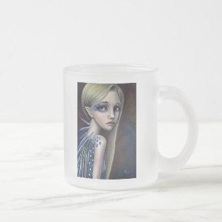 Lumi Frosted Glass Coffee Mug