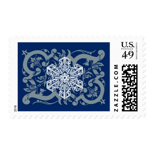Lumiere A by Ceci New York Postage Stamps