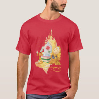 Lumière And Cogsworth T-Shirt