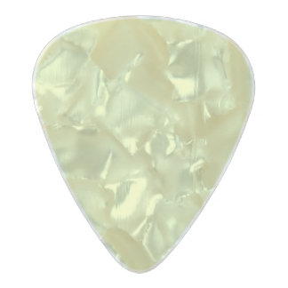Luminary Green Pearl Celluloid Guitar Pick