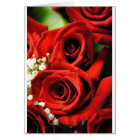 Luminary Rose Card