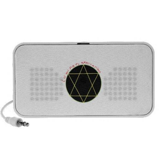 luminaryapplcations speakers