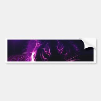 Luminescence Bumper Sticker