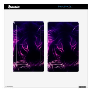 Luminescence Kindle Fire Decals