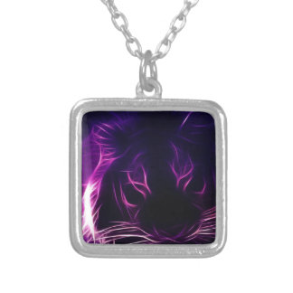 Luminescence Silver Plated Necklace