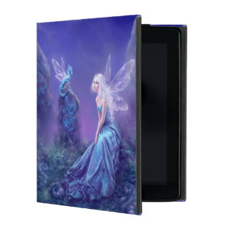 Luminescent Fairy & Dragon Art iPad Cover