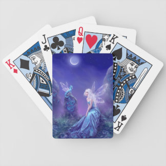 Luminescent Fairy & Dragon Art Playing Cards