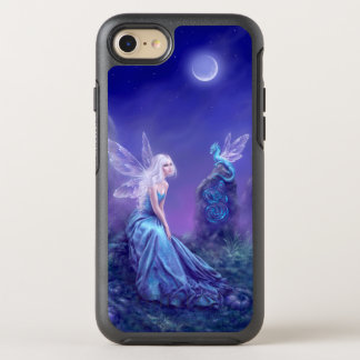 Luminescent Fairy & Dragon Painting OtterBox Symmetry iPhone 8/7 Case