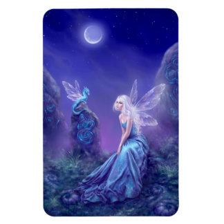 Luminescent Fairy & Dragon Premium Flexi Magnet