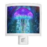 Luminescent Jellyfish Night Light