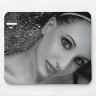 Luminescent - Self Portrait Mouse Pads