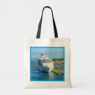 Luminosa in Nassau Bahamas Tote Bag
