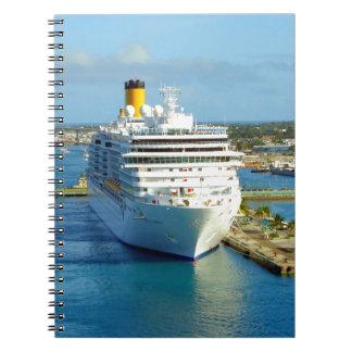Luminosa in Nassau Notebook