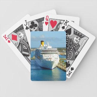 Luminosa in Nassau Bicycle Playing Cards