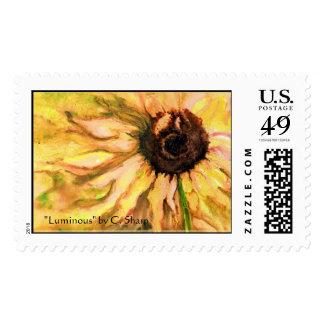 """""""Luminous"""" by C. Sharp Stamp"""