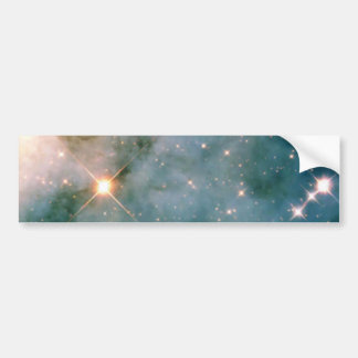 Luminous Carina Nebula Bumper Sticker