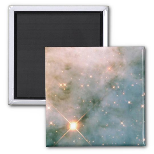 Luminous Carina Nebula Magnet