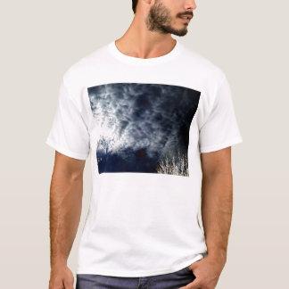 Luminous Cirrocumulus undulatus&Electric Branc T-Shirt