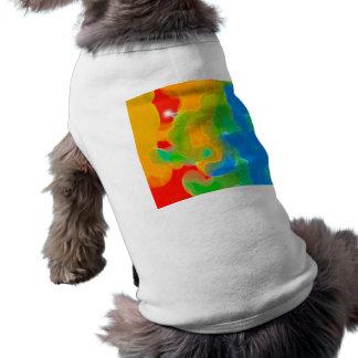 LUMINOUS COLORS DOG CLOTHES