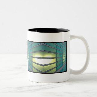 """Luminous Corner"" Mug"