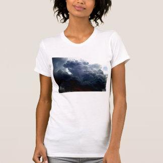 Luminous Cumulus congestus Storm by KLM T-Shirt