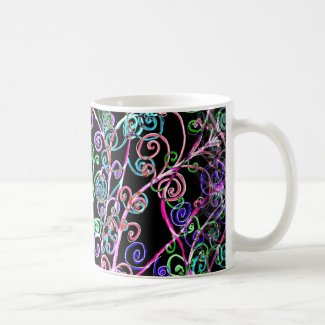 Luminous Design on Classic Mug