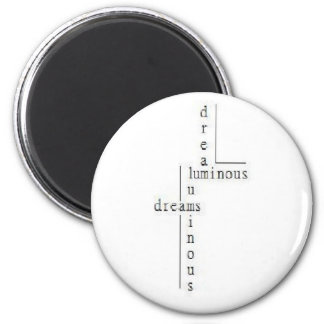 Luminous Dreams Fridge Magnets