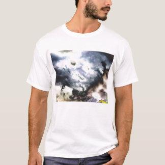 Luminous Evil Surreal Storm by KLM T-Shirt