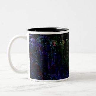 Luminous People on mug