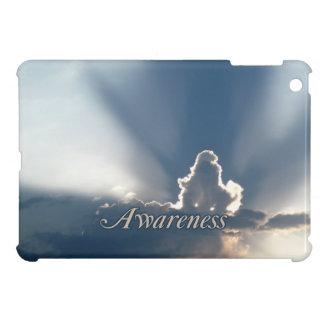Luminous Sun Rays: Awareness reminder Case For The iPad Mini