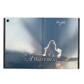Luminous Sun Rays: Awareness reminder Cover For iPad Air