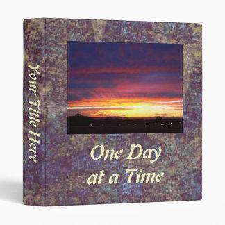Luminous Sunset ODAT Vinyl Binders