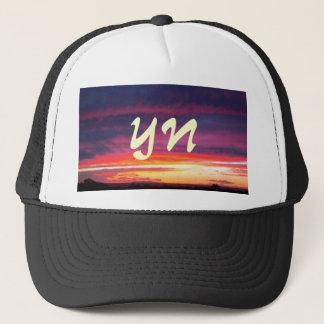 Luminous Sunset Trucker Hat