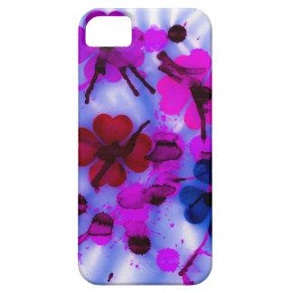 Lumo Flowers iPhone 5 Cases